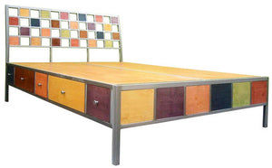Venezia Furniture Adobe Bed handmade in America