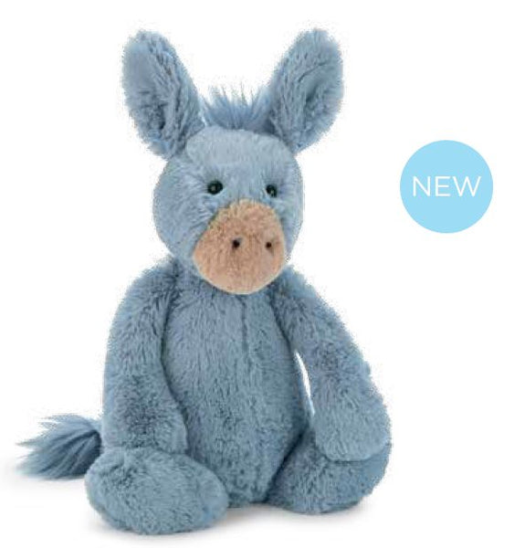 JellyCat Bashful Donkey, Second View