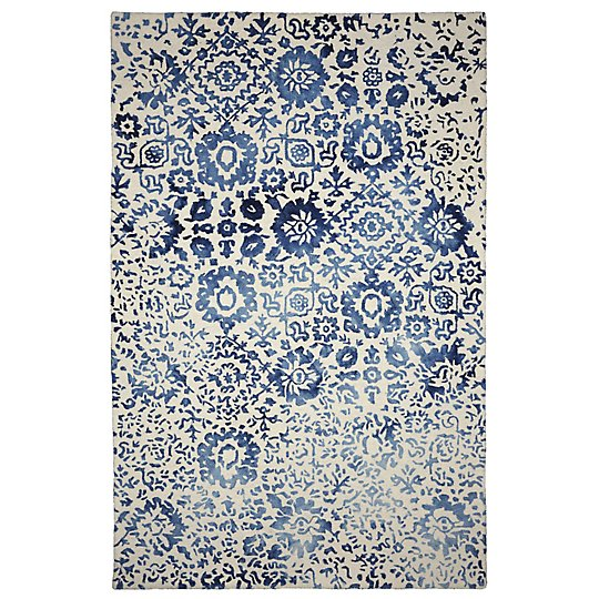 Colorfield Batik Rug