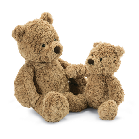 JellyCat Bumbly Bear Two Sizes