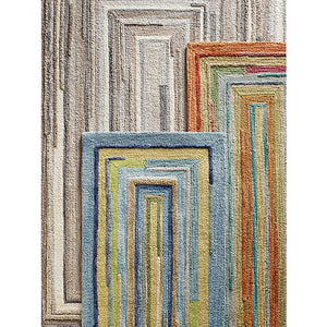 Concentric Rug by Company C