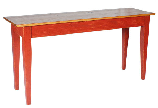 David Marsh Table Console Five