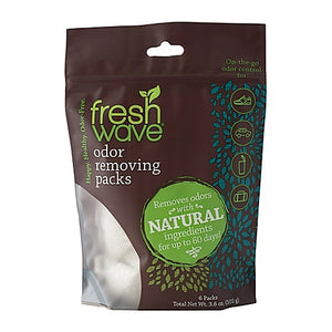 Fresh Wave® 6-Pack Odor Removing Packs