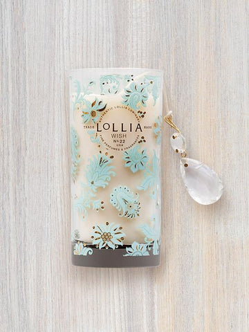 Lollia Wish Perfumed Luminary