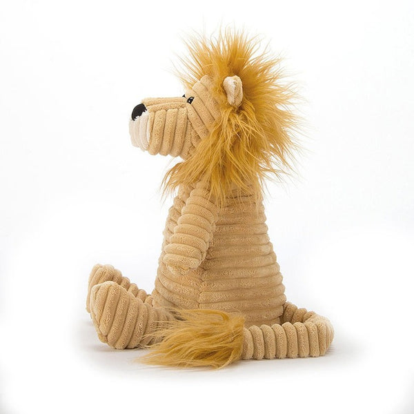 JellyCat Cordy Roy Lion Side View