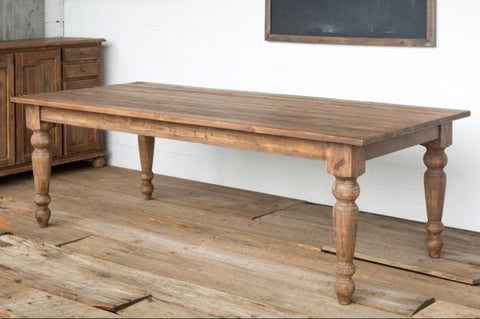 PHC Old Pine Farm Table