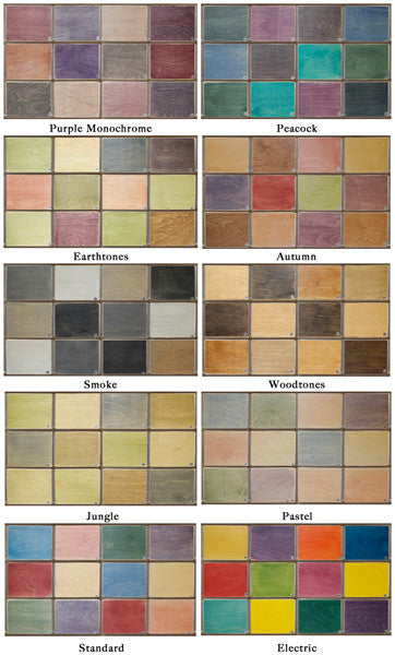 Venezia Furniture Color Chart