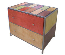 Venezia two drawer file Cabinet