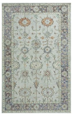 Colorfield Spice Market Rug