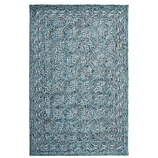 Colorfield Tessera Rug