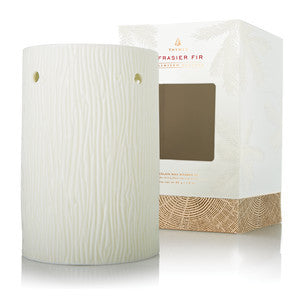 Thymes Frasier Fir Wax Warmer Ceramic