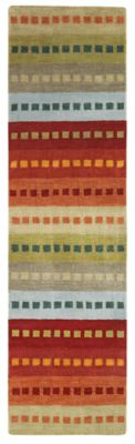 Colorfield Tibetan Rug