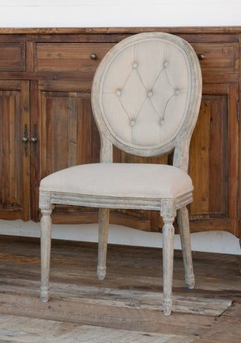 PHC Tufted Back Dining