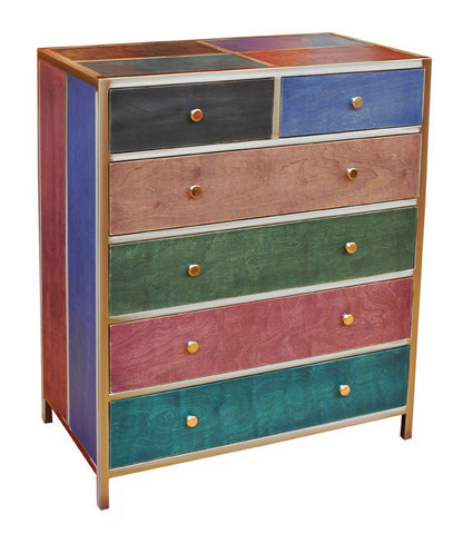 Venezia Dresser - 6 out of 5 Drawer
