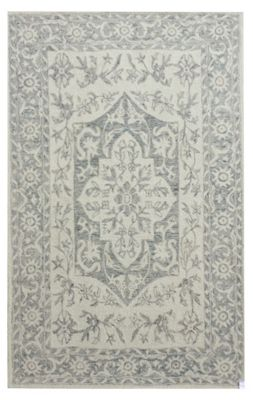 Colorfield Vintage Medallion Rug