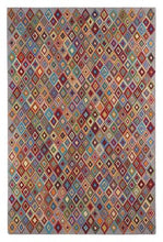 Colorfield Argyle Rug