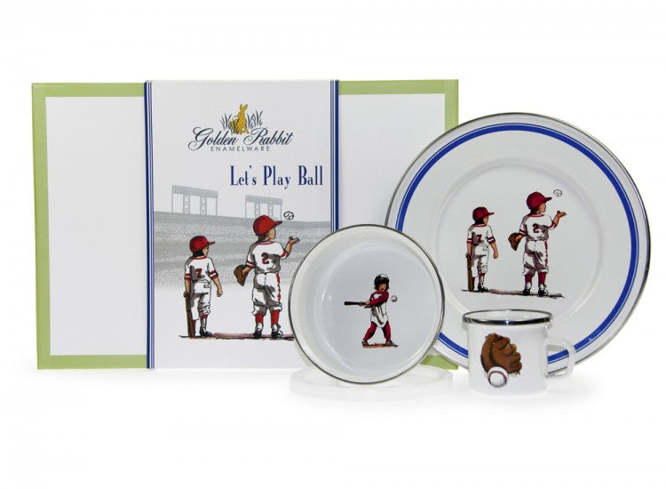 Baseball Boys Child Set