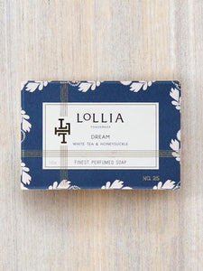 Lollia Dream Boxed Shea Butter Soap