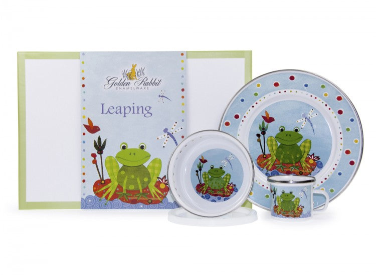 Leaping Child Set