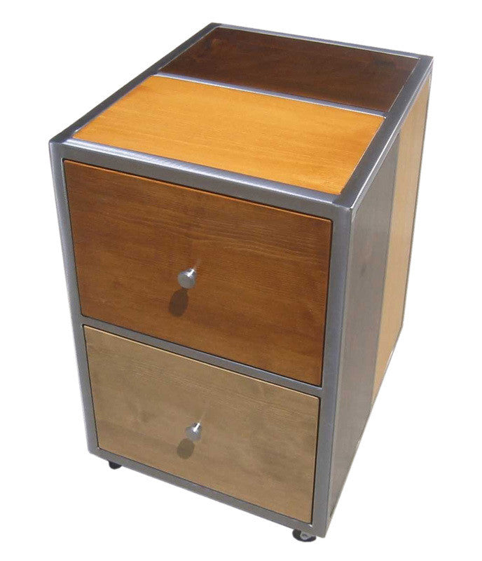 Venezia Furniture companion file cabinet handmade in America