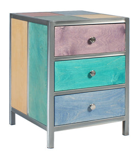 Venezia Night Stand 3 drawer