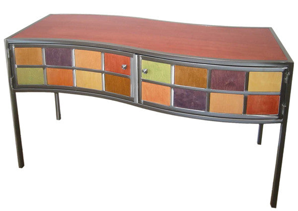 Venezia Furniture Artsy Console Handmade in America
