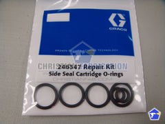 Graco side seal O-rings 246347