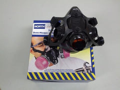 North 7700 Half Mask Respirator (Med)