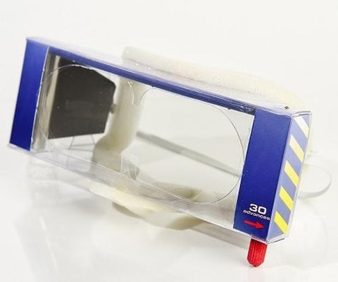 Advanz Disposable Goggles with 30 Frame Advances