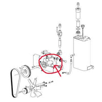 Graco GH833 KIT - REPAIR,HYDR. PUMP