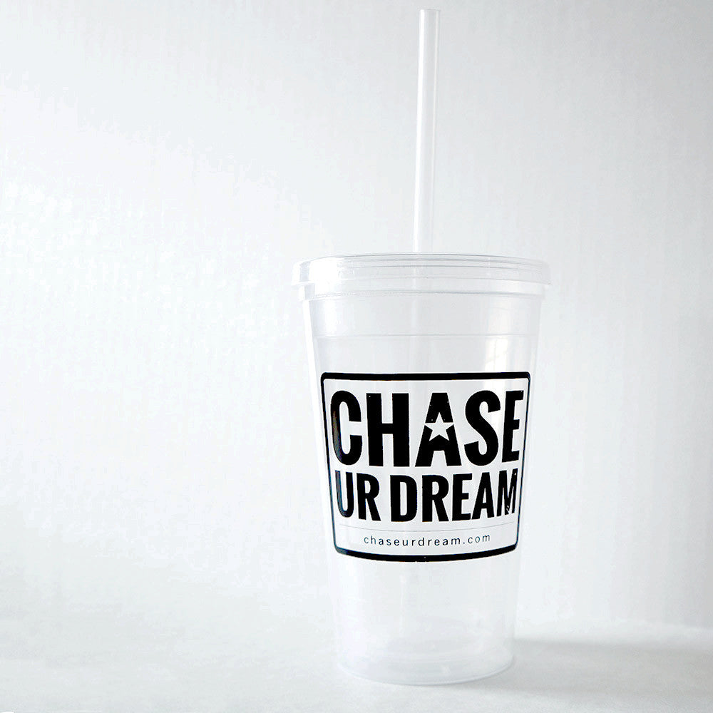 Chase Ur Dream 16oz Tumbler
