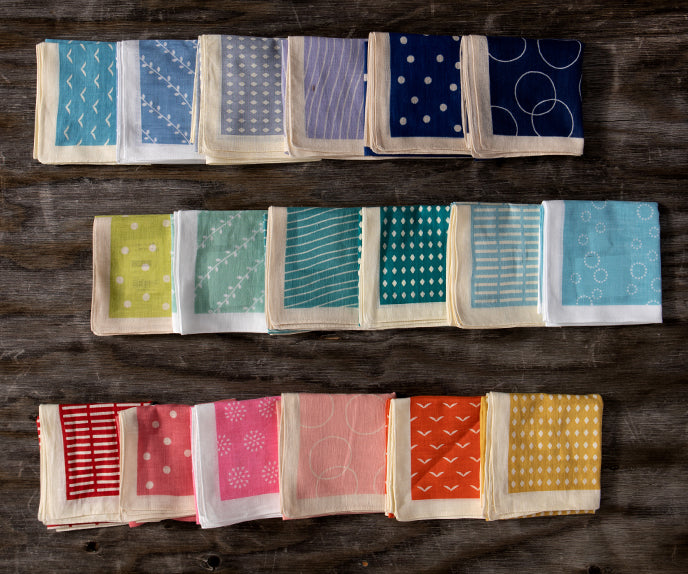 Topdrawer: How Our Handkerchiefs Can Be Used.