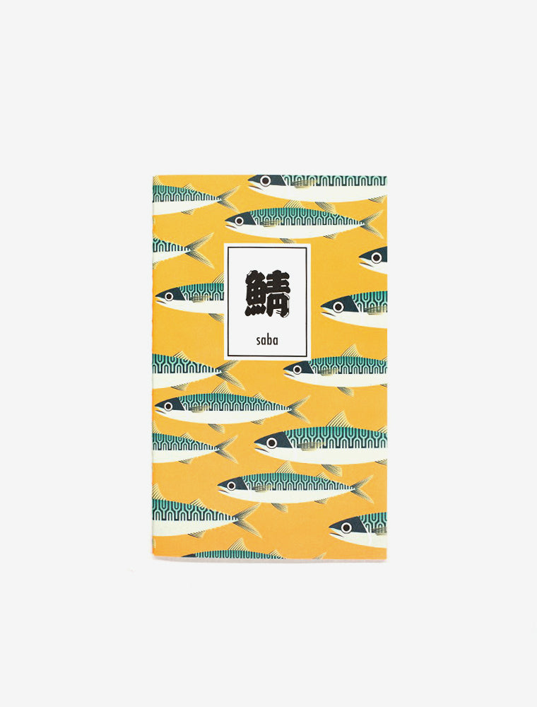 FISH NOTEBOOK A5 SLIM