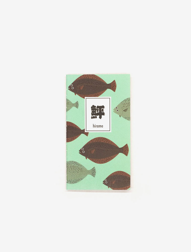 FISH NOTEBOOK A6 SLIM