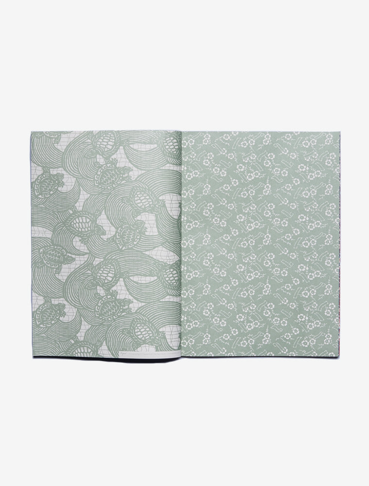 JAPANESE PATTERNS GIFT & CREATIVE PAPER BOOK