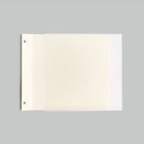 Kolo Series A Photo Album Scrapbook Protector Pages - 8.5x11 Newport Albums