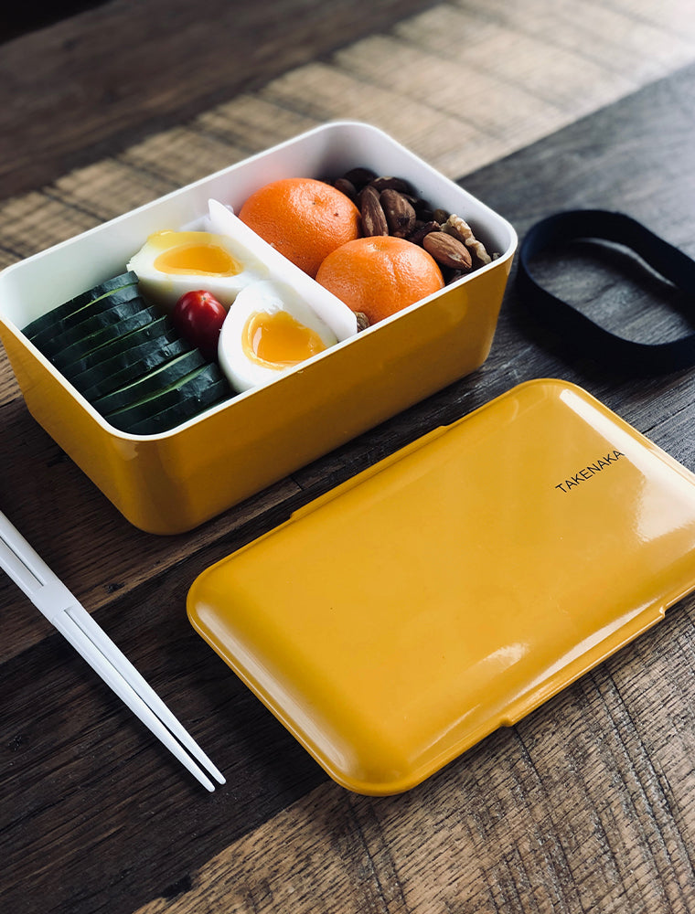 BENTO BOX DOUBLE LAYER