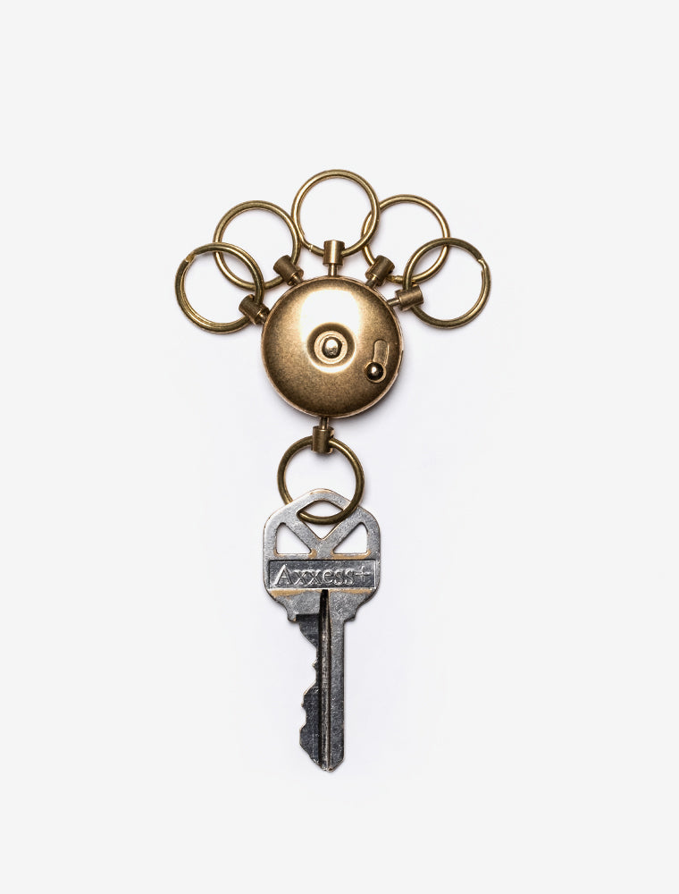 OCTOPUS KEY RING