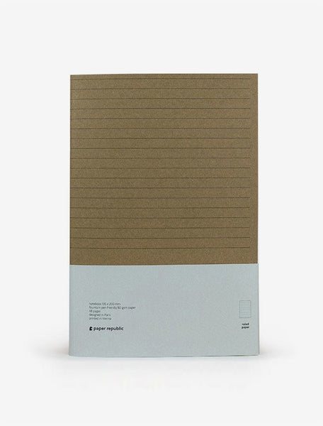 REFILL RULED PAGES (XL)