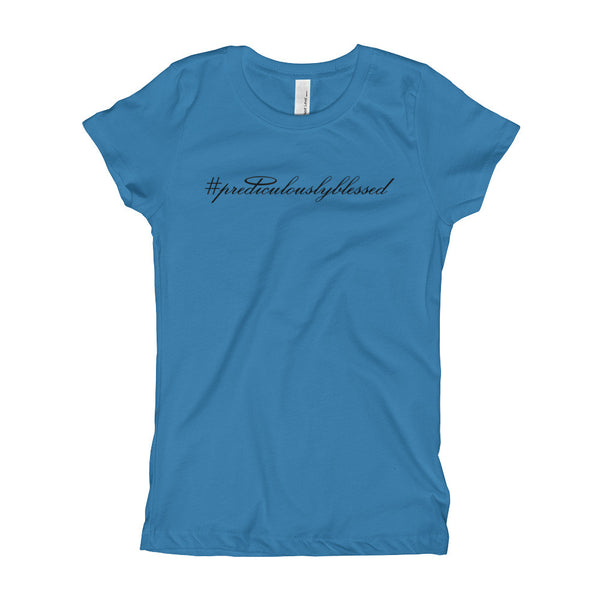 #PrediculouslyBlessed Girl's T-Shirt