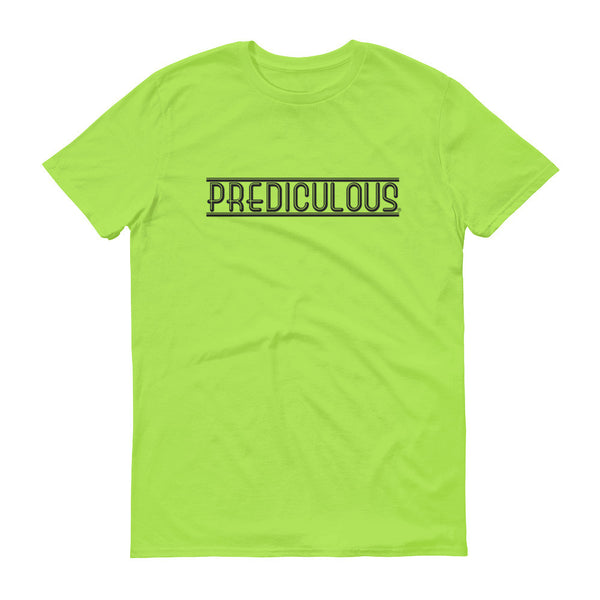 Official Prediculous Logo Men's Short sleeve t-shirt