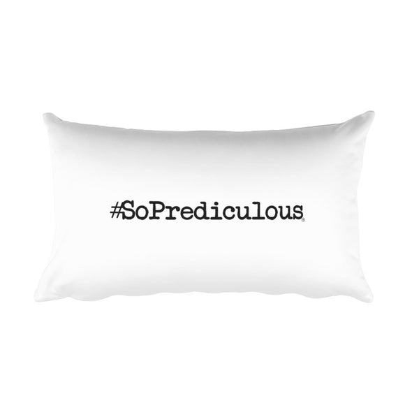 #SoPrediculous Rectangular Pillow
