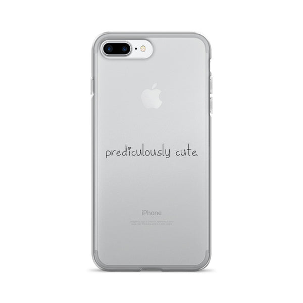 Prediculously Cute with Heart iPhone 7/7 Plus Case