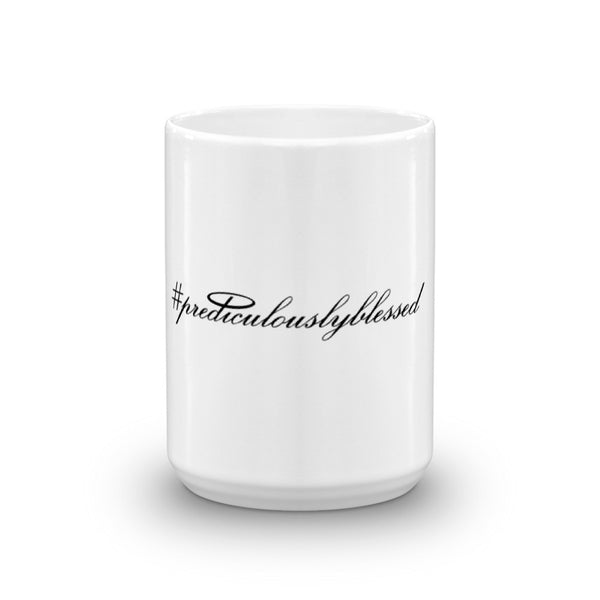#PrediculouslyBlessed Coffee Mug