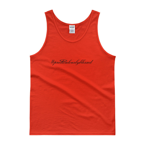 #PrediculouslyBlessed Men's Tank top