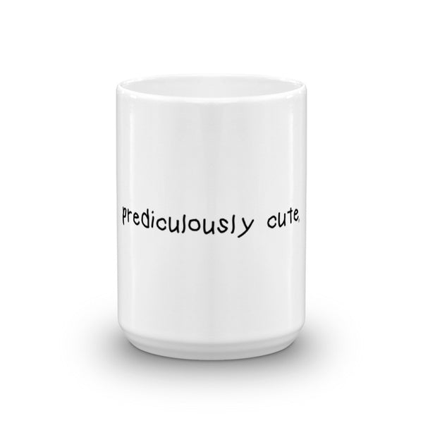 Prediculously Cute Mug