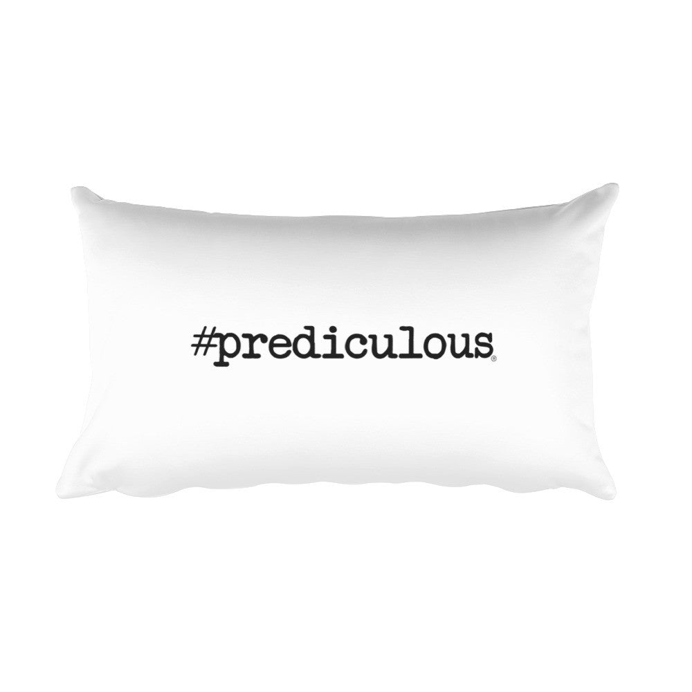#Prediculous Rectangular Pillow