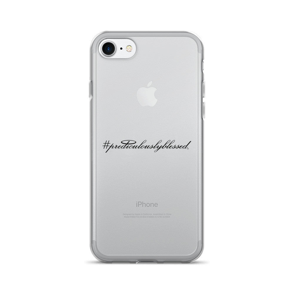 #PrediculouslyBlessed iPhone 7/7 Plus Case