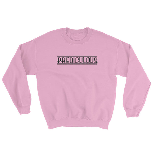 Official Prediculous Logo Sweatshirt