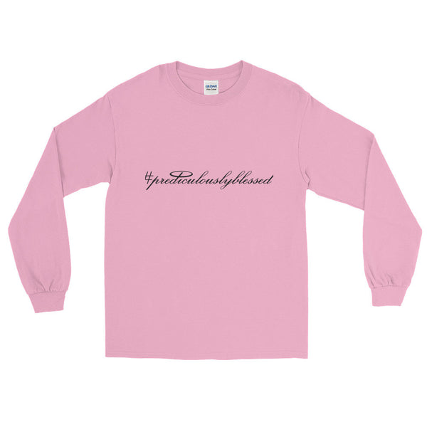 #PrediculouslyBlessed Long Sleeve T-Shirt